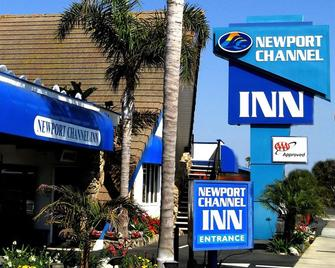 Newport Channel Inn - Newport Beach - Edificio