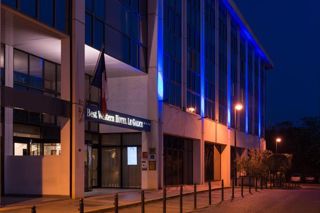 貝斯特韋斯特加利斯酒店 - 普羅旺斯地區艾克斯 - 艾克斯普羅旺斯 - 建築