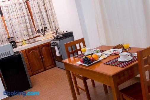 Hotel & Bungalows Villa Valencia - Huaraz - Dining room