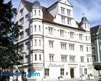 Der Fürstenhof - Kempten im Allgäu - Edificio