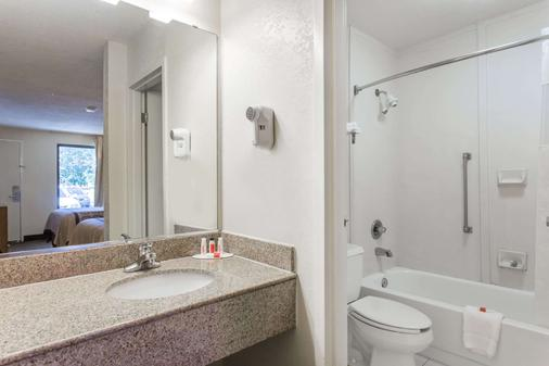 Days Inn by Wyndham Norfolk Airport - Norfolk - Μπάνιο