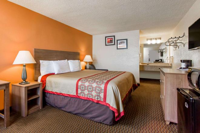 Days Inn by Wyndham Norfolk Airport - Norfolk - Bedroom