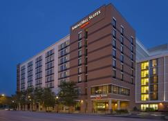 SpringHill Suites by Marriott Louisville Downtown - Louisville - Toà nhà