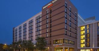 SpringHill Suites by Marriott Louisville Downtown - Louisville - Bygning