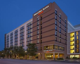 SpringHill Suites by Marriott Louisville Downtown - Louisville - Building