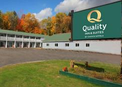 Quality Inn and Suites - Lincoln - Vista del exterior
