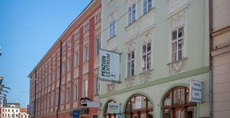 Hotel V Centru - České Budějovice - Bâtiment