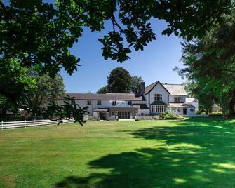 Llechwen Hall - Pontypridd - Gebouw