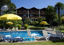 Hotel Tannerhof - Merano - Pool