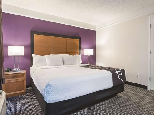 La Quinta Inn Sacramento Downtown - Sacramento - Bedroom