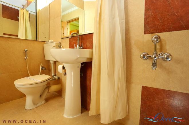 歐西亞國際酒店 - 邦加羅爾 - 班加羅爾 - 浴室