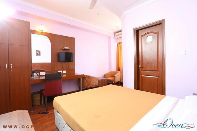 歐西亞國際酒店 - 邦加羅爾 - 班加羅爾 - 臥室
