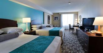 Howard Johnson Plaza by Wyndham by the Falls / Niagara Falls - Niagara Falls - Bedroom