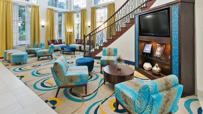 Best Western Plus Houston Atascocita Inn & Suites - Humble - Oleskelutila