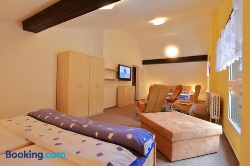 Hotel Andromeda - Ostružná - Bedroom