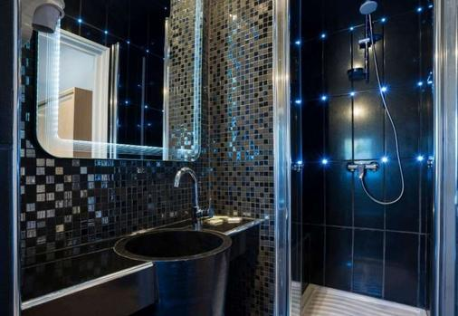 Hotel du Brésil - Pariisi - Kylpyhuone
