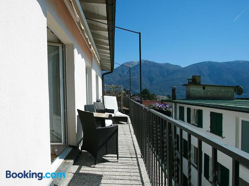 Hotel Garni Golf - Ascona - Μπαλκόνι