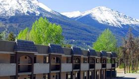 Maligne Lodge - Jasper - Gebouw