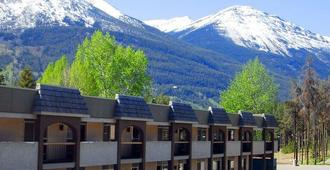Maligne Lodge - Jasper - Edificio