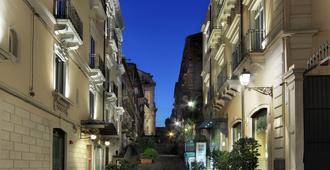 Il Principe Hotel - Катания - Вид снаружи