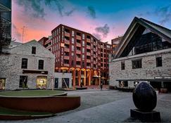 Metropol Spa Hotel - Tallin - Budynek