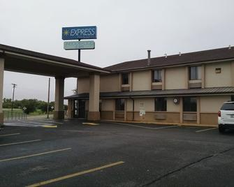 Express Inn And Suites, Fort Riley Junction City Ks - Джанкшн-Сити - Здание