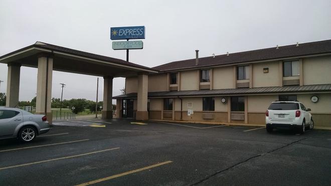 Express Inn & Suites Junction City - Junction City - Rakennus