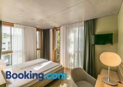 Green City Hotel Vauban - Freiburg im Breisgau - Bedroom