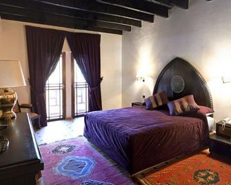 Ouarzazate Le Riad - Ouarzazate - Bedroom