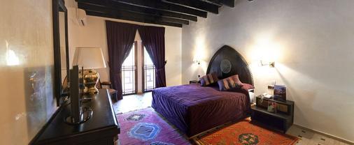 Hotel Ouarzazate Le Riad - Ouarzazate - Bedroom