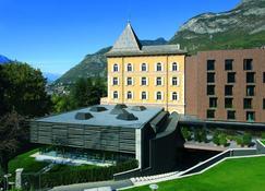 Parc Hotel Billia - Saint Vincent - Rakennus