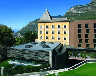 Parc Hotel Billia - Saint-Vincent - Gebäude