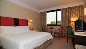 Conference Florentia Hotel - Floransa - Yatak Odası