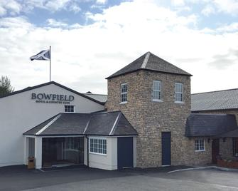 Bowfield Hotel & Country Club - Johnstone - Building