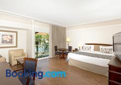 Royal Palm Plaza Resort Campinas - Кампинас - Спальня