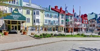 Homewood Suites by Hilton Mont-Tremblant Resort - Монт-Тремблант - Здание
