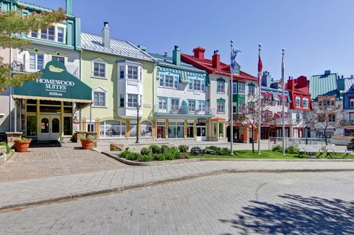 Homewood Suites by Hilton Mont-Tremblant Resort - Mont-Tremblant - Rakennus