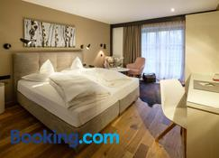 Boutique Hotel Gams - Oberstdorf - Bedroom