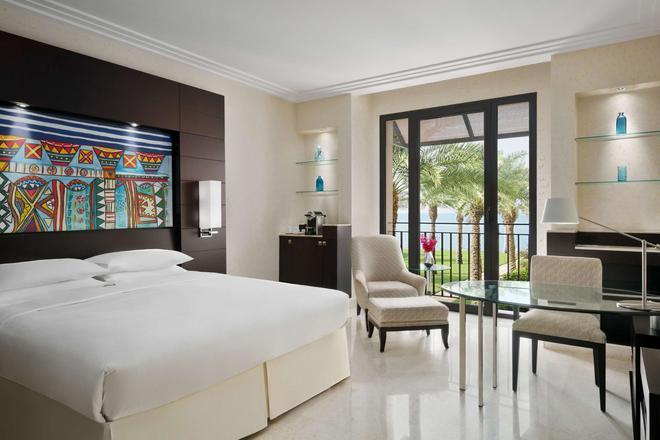 吉達柏悅酒店 (碼頭、俱樂部和水療) - 吉達 - 吉達 - 臥室