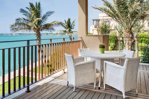Park Hyatt Jeddah - Marina, Club and Spa - Jeddah - Balcony