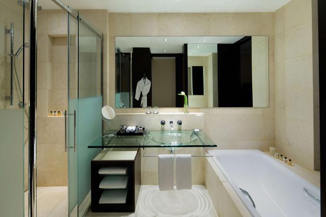 吉達柏悅酒店 (碼頭、俱樂部和水療) - 吉達 - 吉達 - 浴室