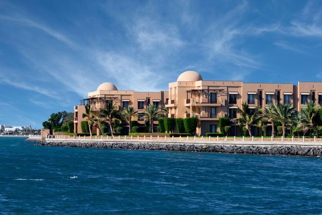 吉達柏悅酒店 (碼頭、俱樂部和水療) - 吉達 - 吉達 - 建築
