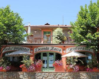 Locanda Zacco - Montecatini Alto - Building
