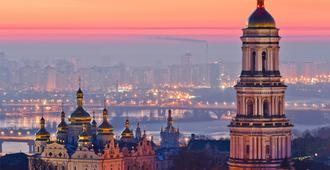Fairmont Grand Hotel - Kyiv - Kyiv - Chambre