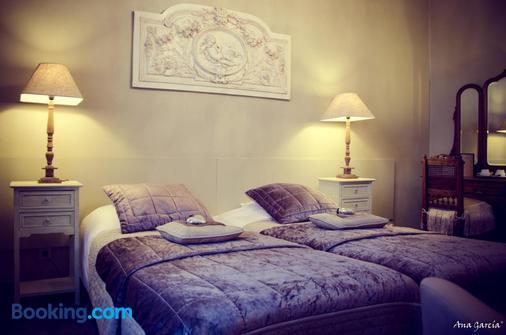 博塔尼克酒店 - 布魯日 - 布魯日 - 臥室