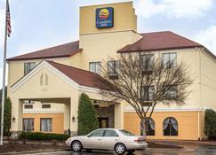 Comfort Inn - Fayetteville - Rakennus
