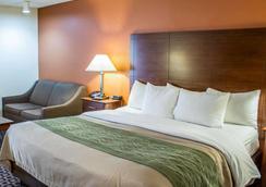 Comfort Inn - Fayetteville - Bedroom