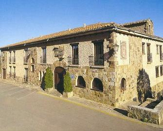 Hotel Leonor Mirón - Soria - Building