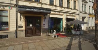 Hotel Arena City - Leipzig - Edificio