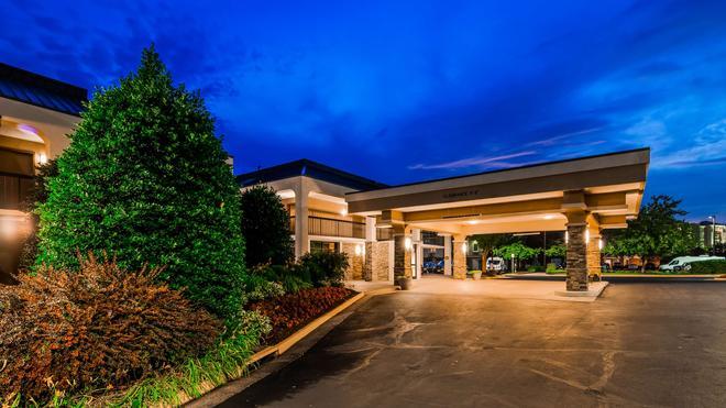 Best Western Dulles Airport Inn - Sterling - Building